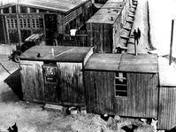 Le camp de Lety, photo: Musée de la culture rom Brno