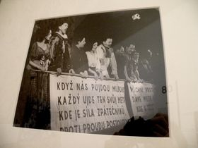 Le Théâtre libéré, photo: Magdalena Hrozínková