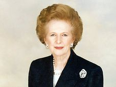Margaret Thatcher, photo: CC BY-SA 3.0