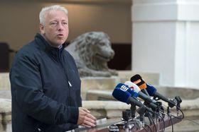 Milan Chovanec, photo: ČTK
