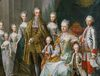 Maria Theresa with family