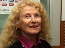 Dana Steinová (Foto: Jan Sklenář, Archiv des Tschechischen Rundfunks)