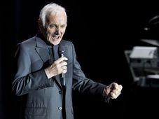 Charles Aznavour, photo: CTK