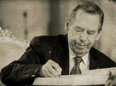 Václav Havel, photo: ČT 24