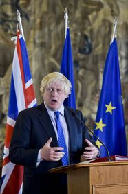 Boris Johnson, foto: ČTK