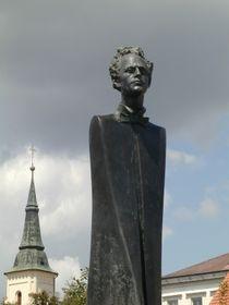 Koblasova socha Gustava Mahlera, foto: Martina Schneibergová