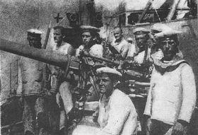 Les marins de la flotte austro-hongroise se révoltent sur la base navale de Kotor, photo: public domain
