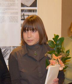Вали (Валентина) Эйдис, Фото: Екатерина Сташевская