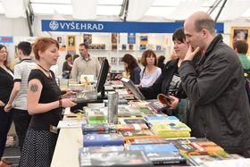 Book World Prague 2016, photo: Filip Jandourek