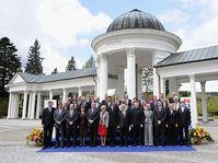 La réunion informelle des ministres de l'Aménagement du territoireà Mariánské Lázně, photo: www.eu2009.cz