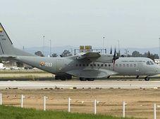 Военно-транспортный самолет CASA, Фото: Архив Армии ЧР