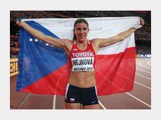 Zuzana Hejnová, photo: CTK