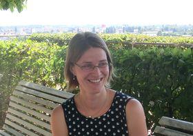 Zuzana Loubet del Bayle, photo: Benoît Rouzaud