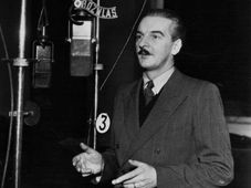 R. A. Dvorský, photo: archive of Czech Radio