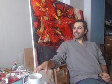 Max Sir en entrevista, foto: Ana Briceño
