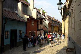 Goldenes Gässchen (Foto: © City of Prague)
