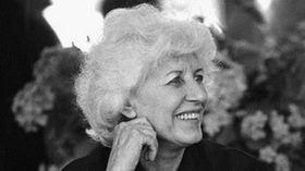 Olga Havlová (Foto: ČT24)