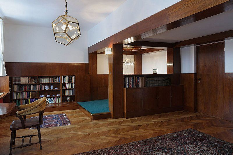 Radio prag wohnen lernen von adolf loos for Wohnung dekorieren lernen