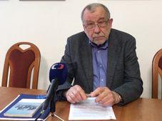 Владимир Снегирев, Фото: Катерина Айзпурвит, Чешское радио - Радио Прага