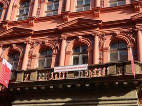 Sitz der kommunistischen Partei in Prag (Foto: Martina Schneibergová)