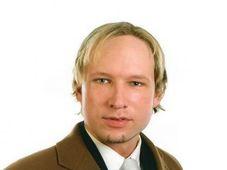 Anders Behring Breivik, foto: ISIFA/Reuters