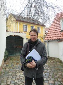 Petr Ryska, photo: Vojtěch Ruschka