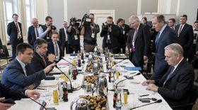 Der Sicherheitskonferenz in München (Foto: ČTK)