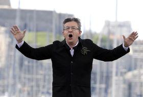 Jean-Luc Mélenchon, photo: ČTK