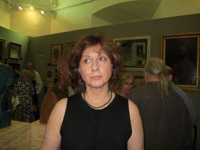 Михаэла Кутанова, Фото: Катерина Айзпурвит, Чешское радио - Радио Прага