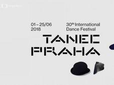 Tanec Praha 2018