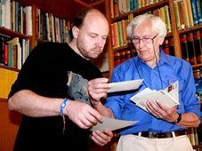 Petr Horký, Miroslav Zikmund, photo: Jindřich Böhm