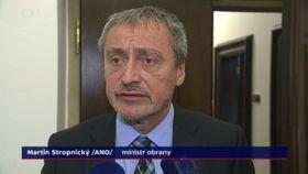 Martin Stropnický, foto: ČT