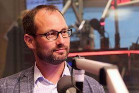 Jan Farský (Foto: Luboš Vedral, Archiv des Tschechischen Rundfunks)