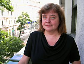 Martina Schneibergová (Foto: Archiv Radio Prag)
