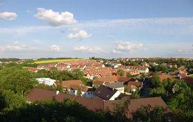 Die Häuser wuchsen wie Pilze aus dem Boden - domy vyrostly jako houby po dešti (Foto: Archiv des Tschechischen Rundfunks - Radio Prag)