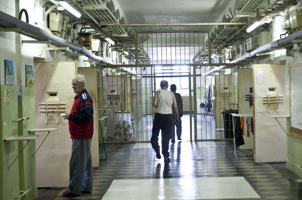 Pankrác prison, photo: Filip Jandourek