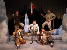 'The Conquest of the North Pole', photo: archive of Cimrman English studio
