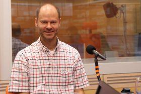 Radek Špicar (Foto: Jana Přinosilová, Archiv des Tschechischen Rundfunks)