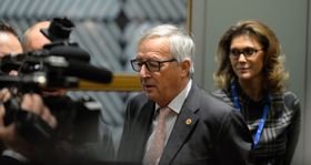 Jean-Clade Juncker, photo: CTK