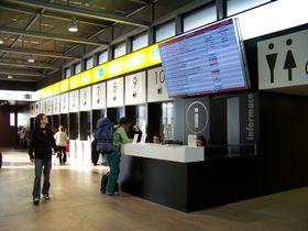 Busbahnhof Florenc in Prag (Foto: ŠJů, CC BY-SA 3.0)