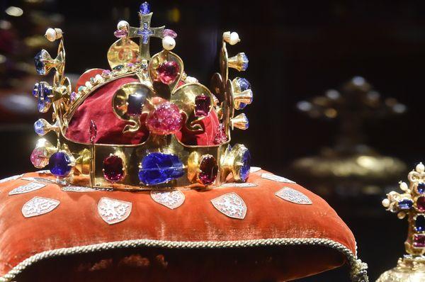 Crown of Saint Wenceslas, photo: CTK