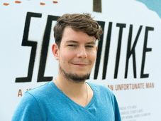 Štěpán Altrichter, foto: Cristian Pirjol, Arcchiv des Tschechischen Rundfunks