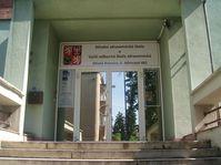 Medizinschule - střední zdravotnická škola (Foto: Jana Huzilová, Archiv des Tschechischen Rundfunks)