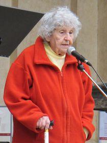 Judith Rosenzweig (Foto: Martina Schneibergová)