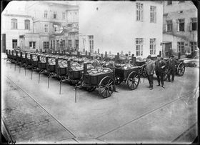 'The Great War in the Life of Prague Citizens', photo: archive of The City of Prague Museum
