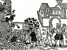 Fenstersturz 1618