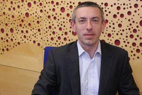David Marek (Foto: Jana Trpišovská, Archiv des Tschechischen Rundfunks)