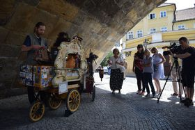 'The Barrel Organ Lives!', photo: Ondřej Tomšů