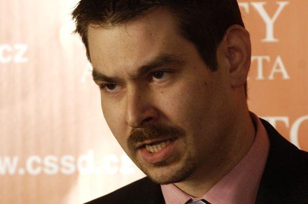 Jiří Havlíček, photo: ČTK