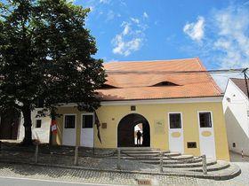 La maison natale de Jan Hus à Husinec, photo: Martina Schneibergová